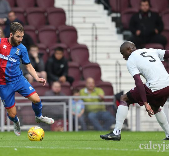 Keatings v Hearts